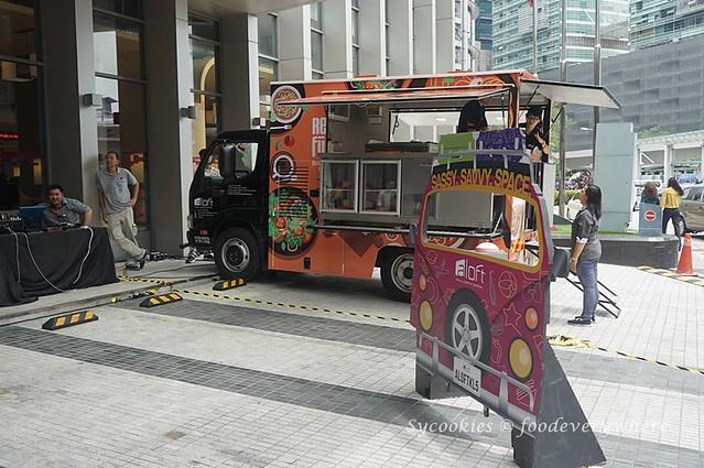 1.Re Fuel on Wheel @ Aloft Kuala Lumpur Sentral