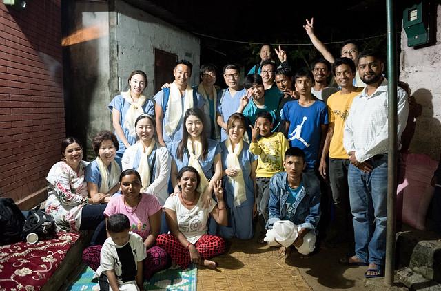 네팔 의료선교 마지막날