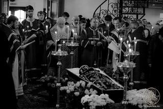 Литургия в Хутынском монастыре 330