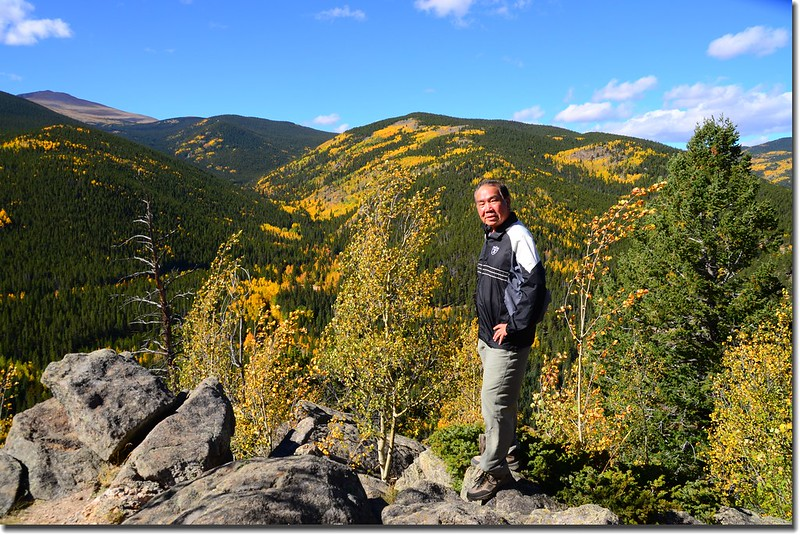 Fall colors, Mount Evans Scenic Byway, Colorado (27)