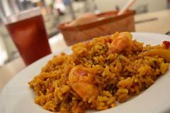 Spain's Paella and Tinto de Verano