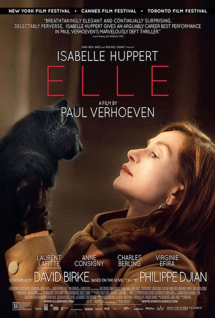エル ELLEのポスター