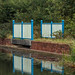 Basingstoke Canal at Ash-E9270096