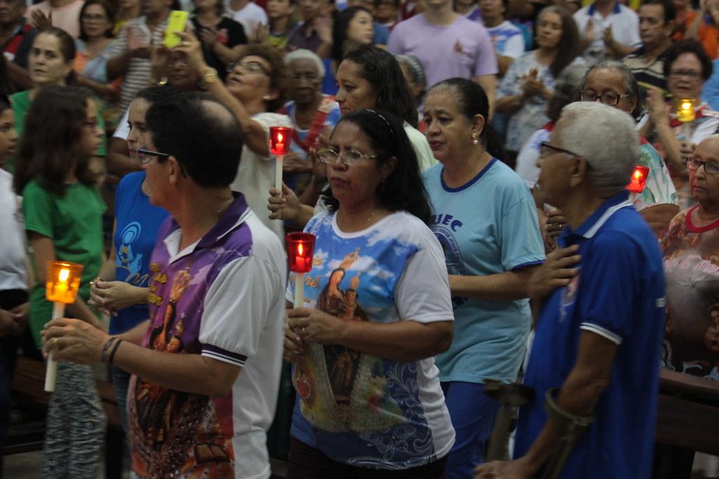 Missa do Envio - Círio de Nazaré 25 anos