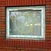 Bolton College window