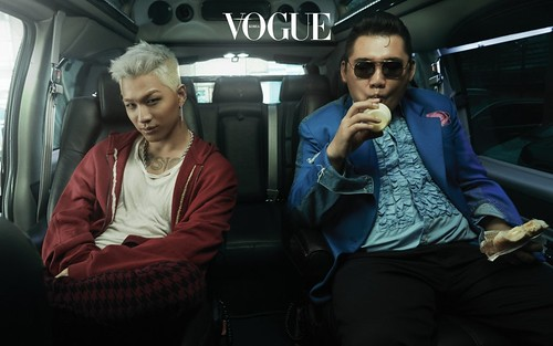 Taeyang Vogue Korea Sept 2017 Special Solar System (6)