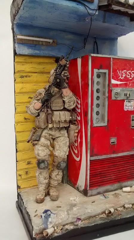 """ Coke save the Marines ""  Kabul - Afghanistan war 2012 36802281021_82e737b34f_c"