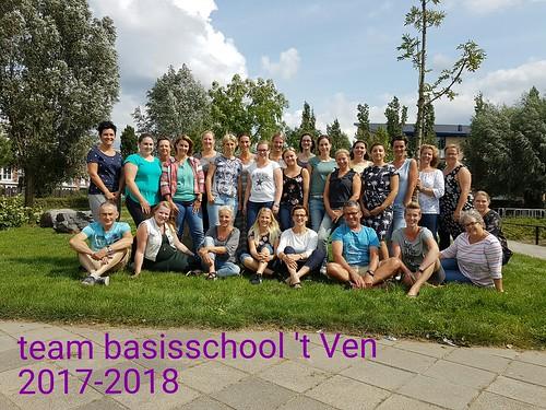 Team 't Ven 2017-2018