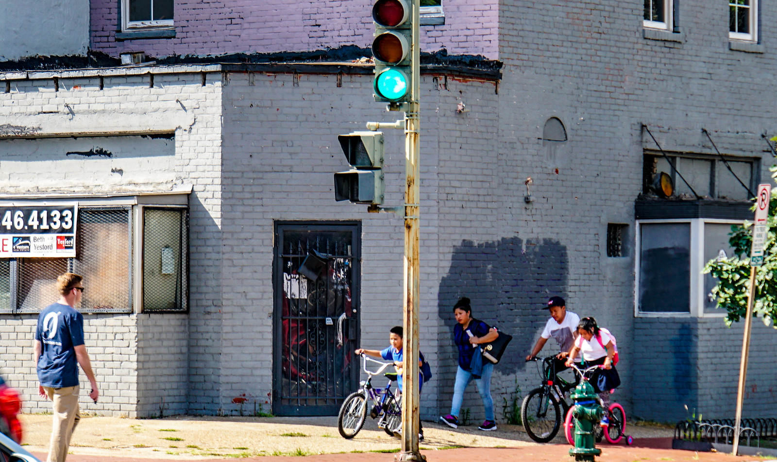 Thanks for publishing my photo of Shaw, DCist, in Go Home Already & my comments on new book by Derek Hyra