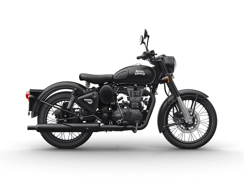 Classic-500 Stealth Black