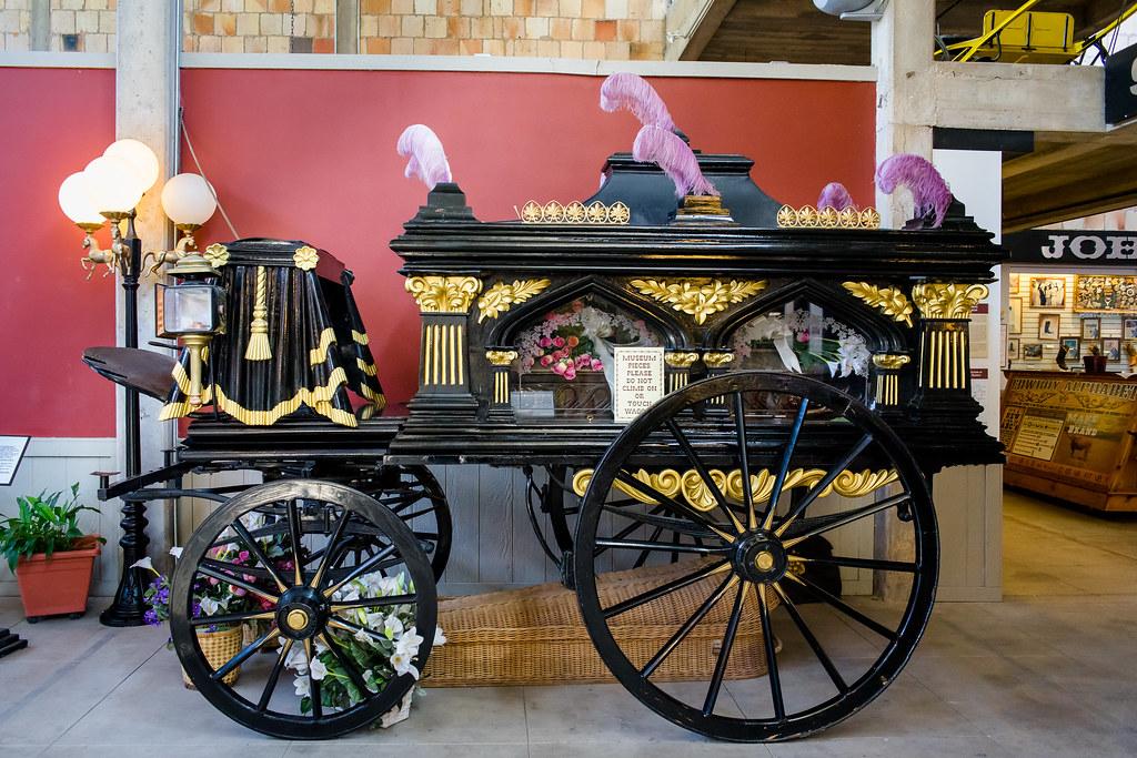 Le musée western de Stockyards Station (Texas) 36955182020_68d1ec17f0_b