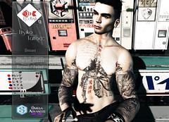 New RedFish tattoo
