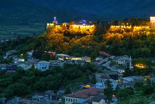 Gjirokaster Evening