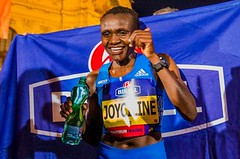 Keňanka v barvách českého týmu vylepšila světový rekord na silniční desítce