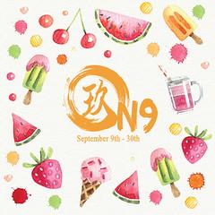 On9 - September 9th - 30th