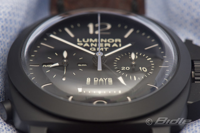 Panerai 317K Black Knight 21