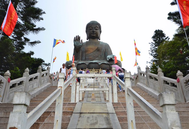 hong kong and macau itinerary travel guide tian tan buddha ngong ping village