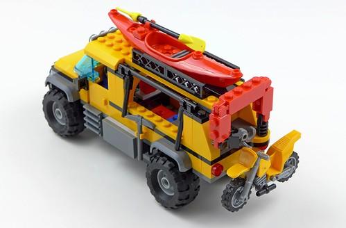 LEGO City Jungle 60161 Jungle Exploration Site 64