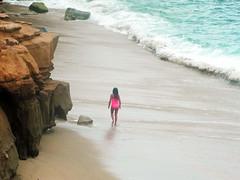 Beach Walk, La Jolla Cove, CA 9-17