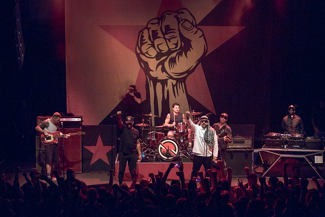 Prophets of Rage @ 9:30 Club, Washington DC, 09/14/2017