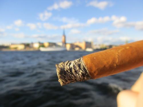 I've been to Stockholm