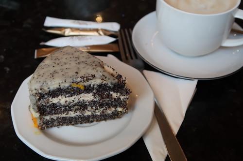 Tort Makowy = Mohntorte