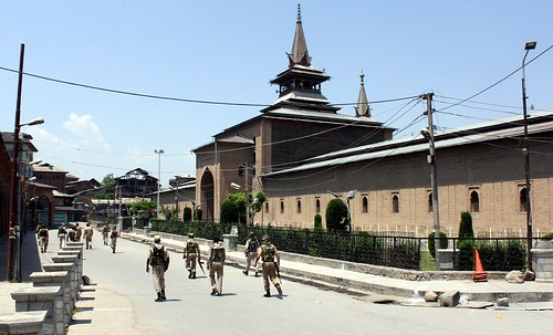 AAC Condemns Repeated Imposition of Curfew in Srinagar