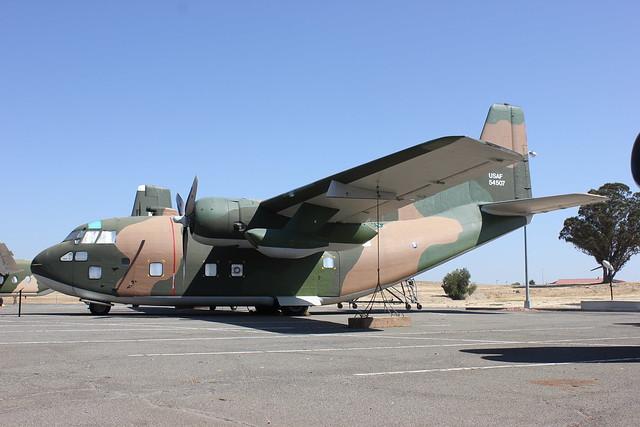 C-123K 55-4507