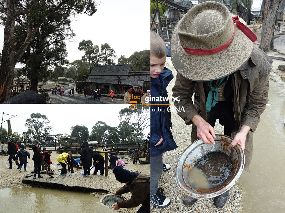【墨爾本必玩景點】2020疏芬山淘金小鎮(Sovereign Hill)新金山一日遊|回到維多利亞1850年代|澳洲人帶路|私人英文導覽解說 @GINA環球旅行生活|不會韓文也可以去韓國 🇹🇼