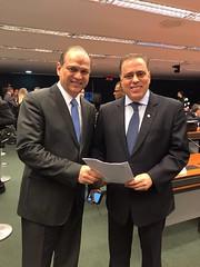 05 07 2017 Ministro da Saúde, Ricardo Barros e DPAA