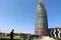 Barcelona - Torre Glòries