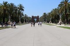 Barcelona - Passeig de Lluís Companys