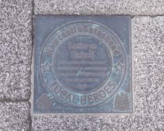 Photo of Bronze plaque number 43612