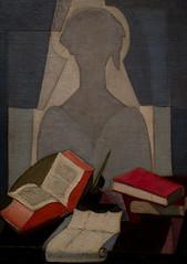 Ángel Zárraga, The Poetess, 1917