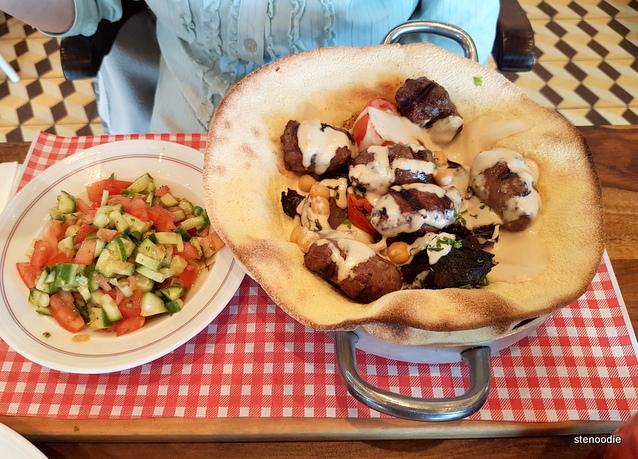 Kebab Sinia Pan