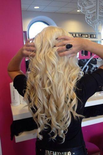 Blond Hair Color Ideas : blonde... - #Color