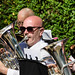 Thurcroft Band at Letwell Street Fayre