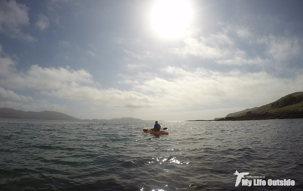 GOPR0147 - Torloisk by Kayak, Isle of Mull