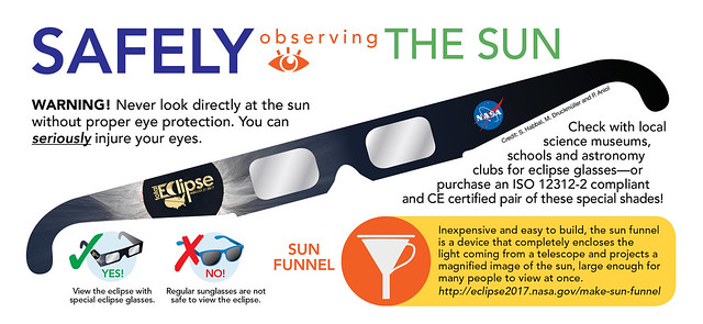 Eclipse Viewing Safety