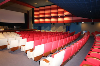 Restyling Cinema Multisala 900 a Cavriago (RE)