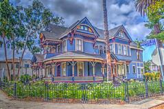 Alfred J. Salisbury House in Los Angeles