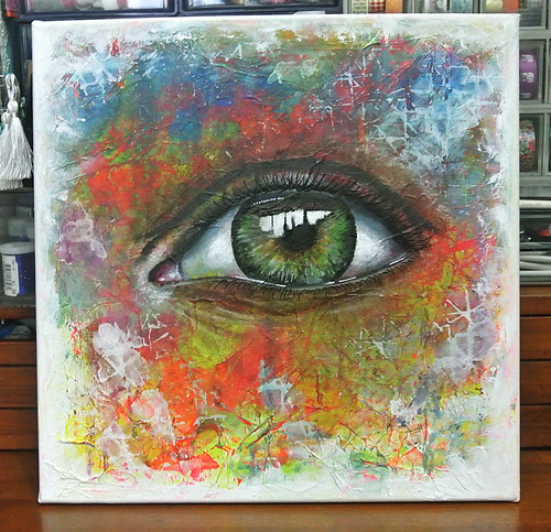 Mixed-media-eye-on-canvas