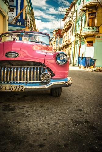 Pink 52 Buick Super