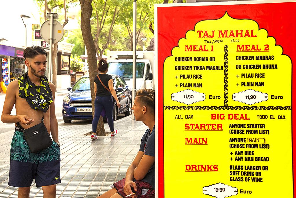 TAJ MAHAL--Salou