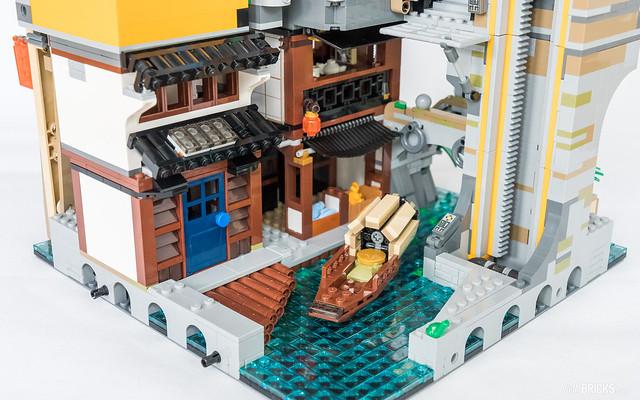 Review LEGO 70620 Ninjago City