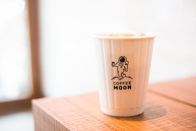台北/松江南京–一杯青春上月球–Coffee Moon 珈琲月