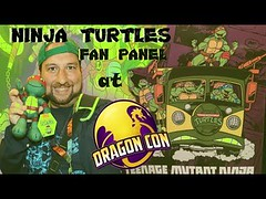 Teenage Mutant Ninja Turtles Fan Panel @ Dragon Con 2017 TMNT https://t.co/fJlol1gl1d via @YouTube