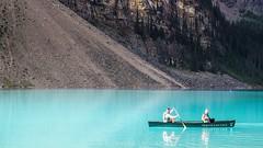 Moraine Lake, Banff, Alberta CA