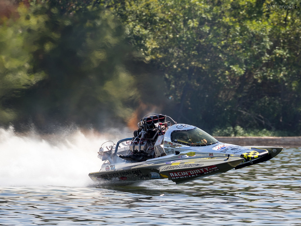Lucas Oil Drag Boat Race, Top Fuel Hydro