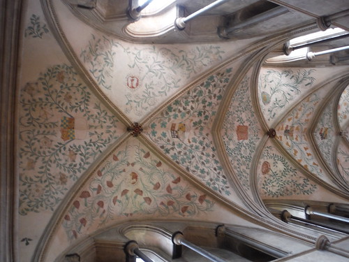Church of St. Mary and St. Blaise (Ceiling)